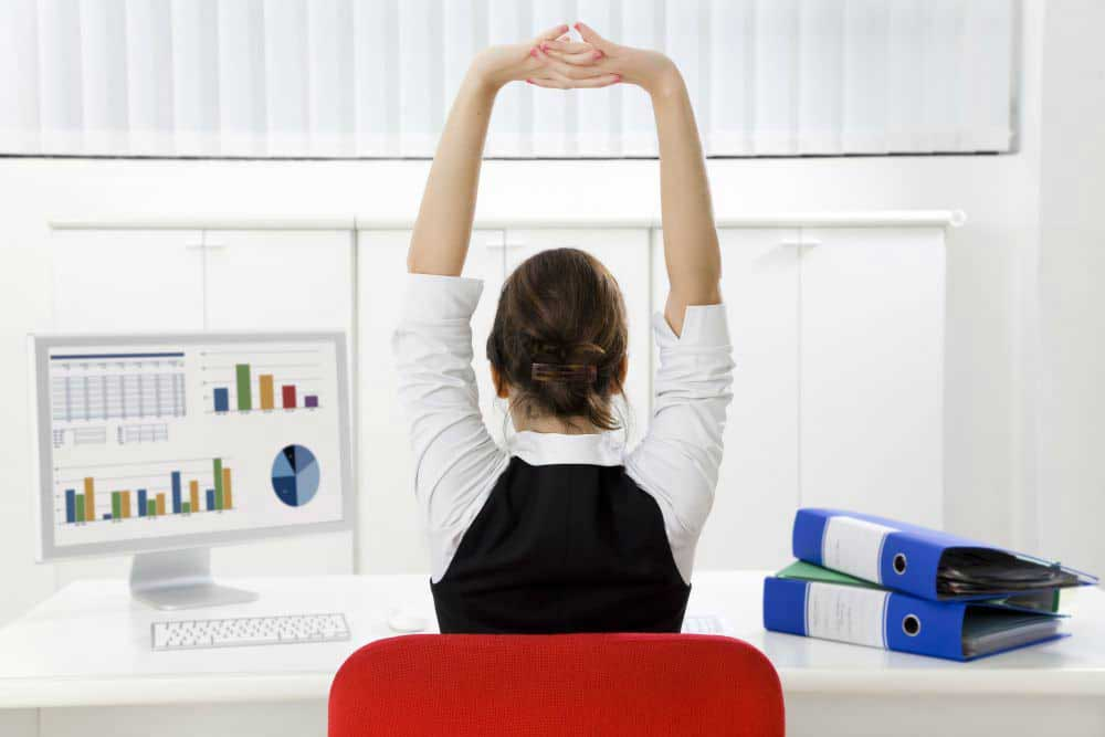 Office spine back pain