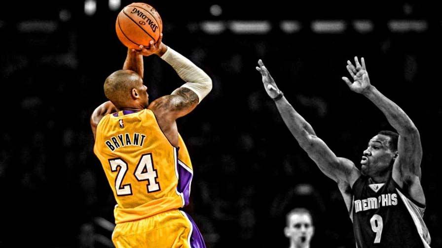 Shoulder pain basketball Kobe