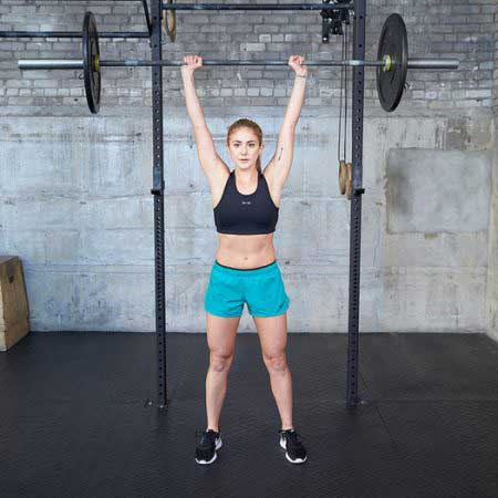 Core stabilisation exercise dumbbell