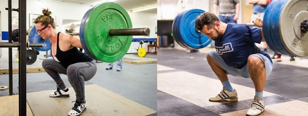 Squats done right will strengthen the lower back and teach you that pain and weakness are not related