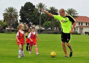 Improve soccer skill