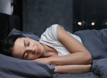 side sleeping pain physio