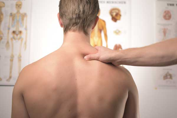 What is upper back pain?