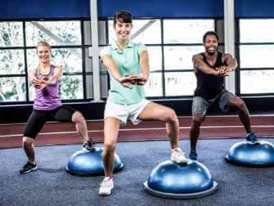 Physical Activity Exercise Training for rehabilitation