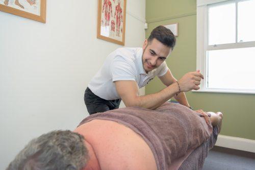 Massage Therapist | Sports Medicine Clinic